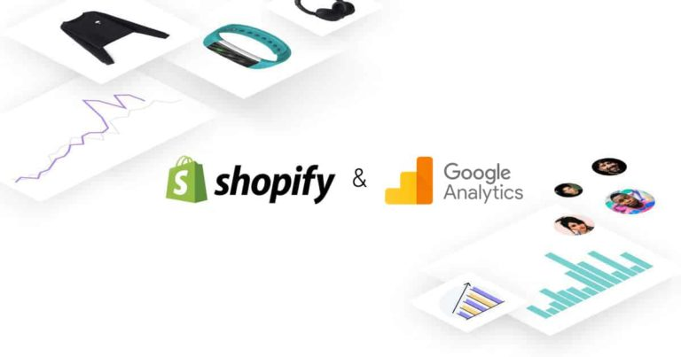 Google Analytics in Shopify einnrichten