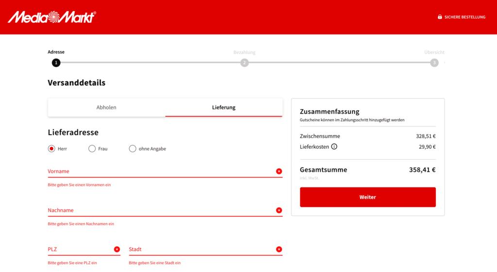 formular fehler fuer conversion optimierung im online shop 02